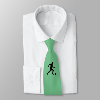 Soccer Player Tie