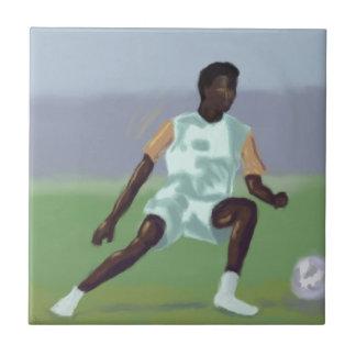Soccer Player, Tiles