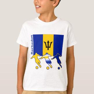 Soccer Players -  Barbados T-Shirt