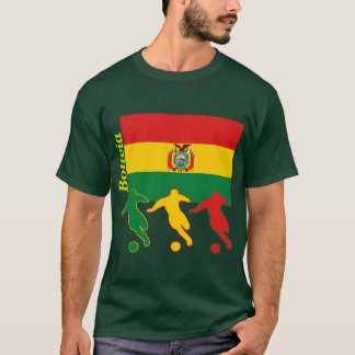 Soccer Players - Bolivia T-Shirt