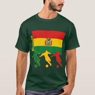 Soccer Players - Bolivia T-Shirt