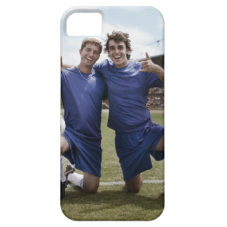 Soccer players cheering iPhone SE/5/5s case