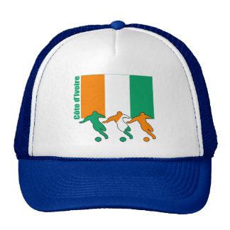 Soccer Players - Cote d'Ivoire Trucker Hat