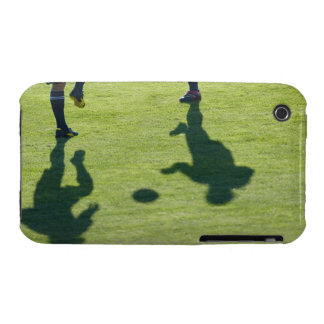 Soccer players doing drills. iPhone 3 cases