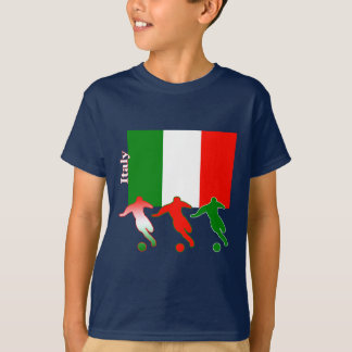 Soccer Players - Italy T-Shirt