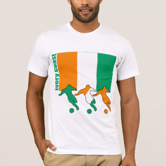 Soccer Players - Ivory Coast T-Shirt