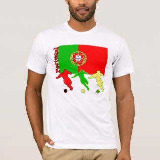 Soccer Portugal Light T-Shirt