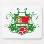 soccer PORTUGAL Mouse Pad