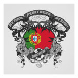 Soccer Portugal Posters