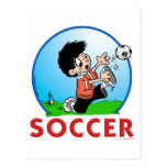 Soccer Post Cards