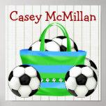Soccer Poster - SRF