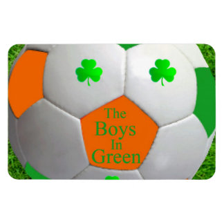 Soccer Premium Flexi Magnet