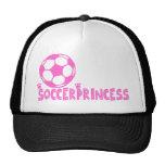 Soccer Princess 2 side Trucker Hat