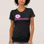 Soccer Princess 2 side Tshirt