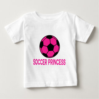 soccer princess tee shirt