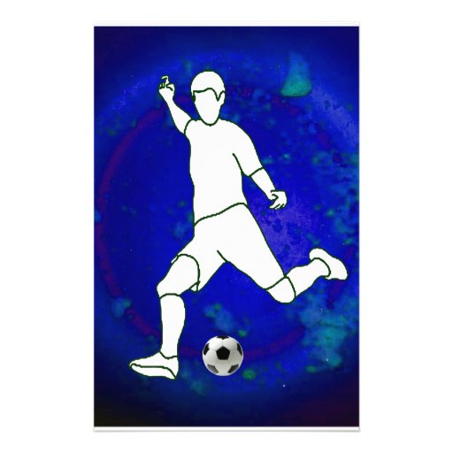 SOCCER PRODUCTS STATIONERY