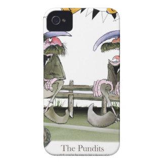 soccer pundits Case-Mate iPhone 4 case