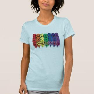 Soccer Rainbow T-Shirt