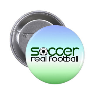 Soccer = Real Football Button