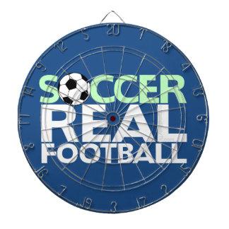Soccer=Real Football Dart Board