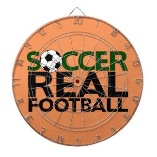 Soccer=Real Football Dartboard