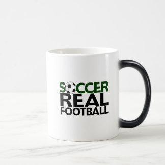 Soccer=Real Football Magic Mug