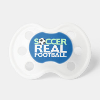 Soccer=Real Football Pacifier
