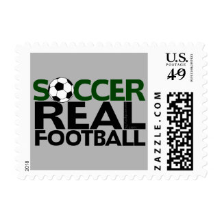 Soccer=Real Football Postage
