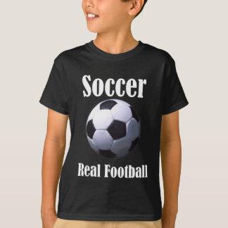 Soccer Real Football T-Shirt