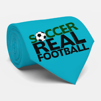Soccer=Real Football Tie