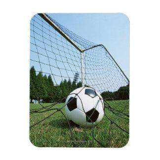 Soccer Rectangular Photo Magnet