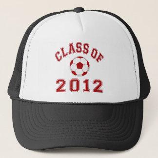 Soccer - Red Trucker Hat