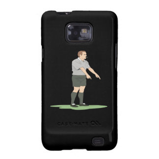 Soccer Referee Samsung Galaxy S2 Cases