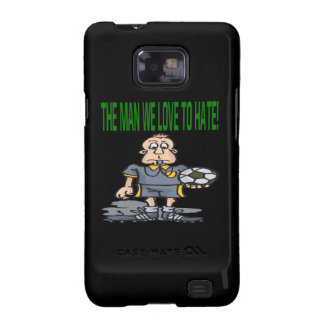 Soccer Referee Galaxy SII Covers