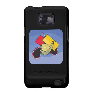 Soccer Referee Galaxy S2 Cases