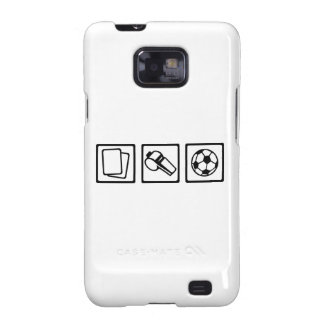Soccer referee samsung galaxy s2 covers