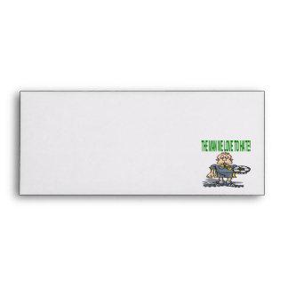 Soccer Referee Envelopes