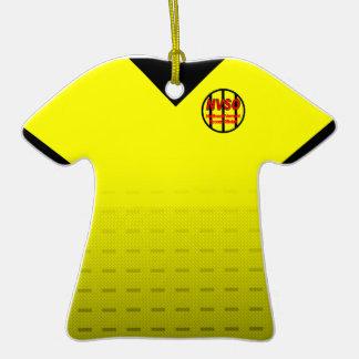 Soccer Referee NVSO Ornament