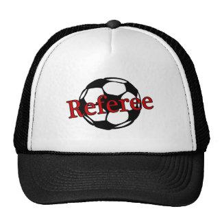 Soccer Referee Trucker Hat