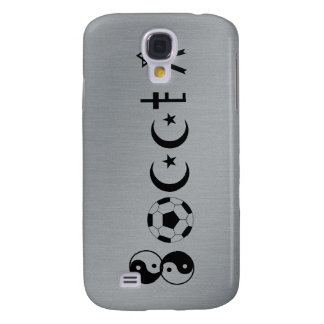 Soccer Religion Samsung Galaxy S4 Cases