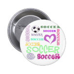 Soccer Repeating Buttons