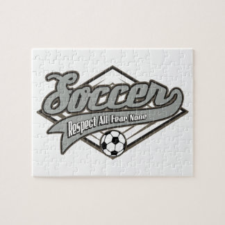 Soccer Respect Puzzle