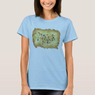 Soccer,Rock Art T-Shirt