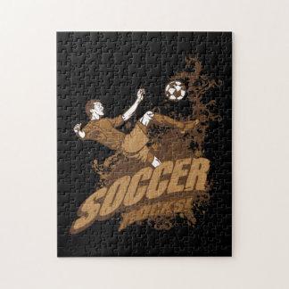 Soccer Rocks! Jigsaw Puzzles