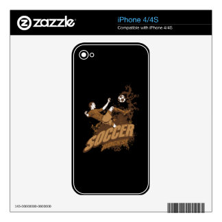 Soccer Rocks! Skins For The iPhone 4S