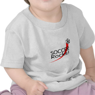 Soccer Rocks Shirts