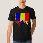 Soccer Romania Dark T-Shirt