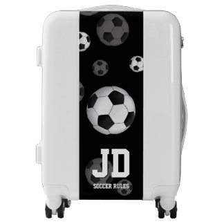 Soccer Rules | Sports Gift Luggage