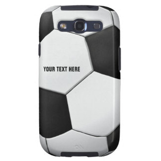 Soccer Samsung Galaxy Case Samsung Galaxy SIII Covers