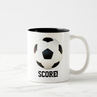 Soccer Score Mug